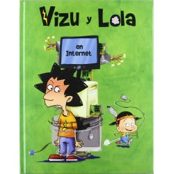 Vizu y Lola en Internet