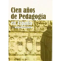 Cien Años De Pedagogia En...